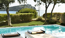 cape sounio villa offer